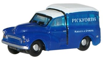 Oxford Diecast NMM050 Pickfords Morris 1000 Van