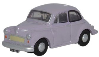 Oxford Diecast NMOS001 Morris Minor Saloon Lilac