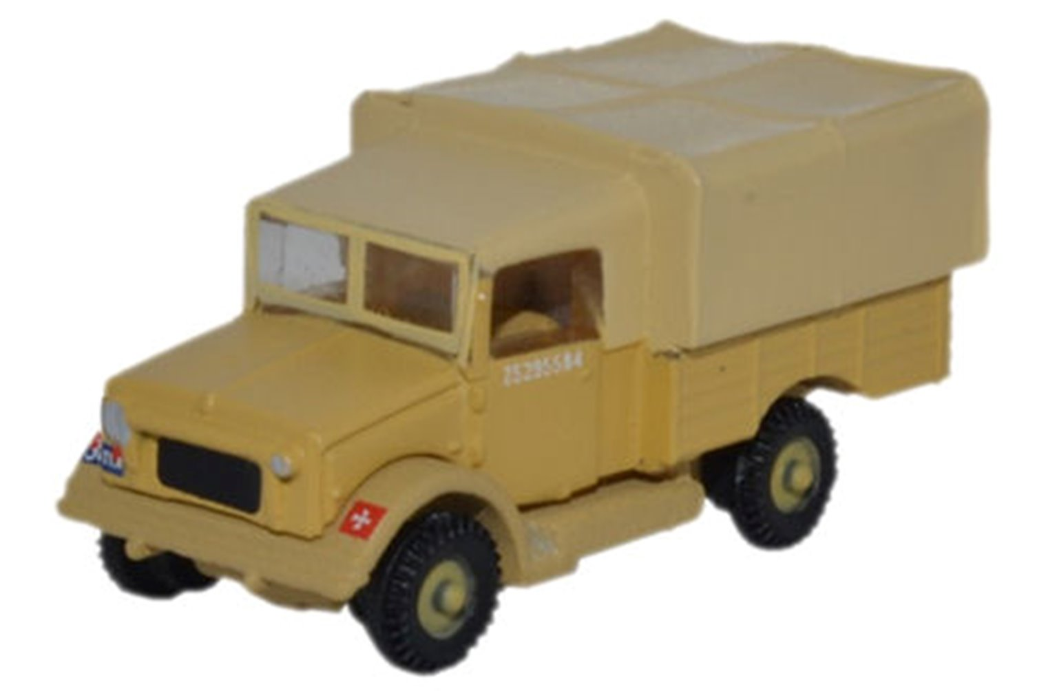 Oxford Diecast NMWD002 Bedford MWD Royal Artillery
