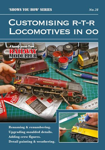 """Shows You How"" Series - Customing Ready To Run Locomotives in OO"