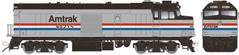 "Amtrak ""Cabbage"" NPCU – Phase III Scheme #90215 - DC/DCC/Sound"