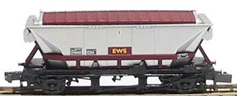 EWS Maroon 'CDA' China Clay Hopper Wagon