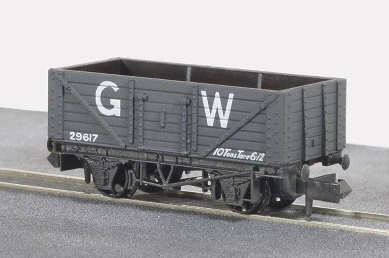 Butterley Steel Type Coal Wagon, GW Dark Grey
