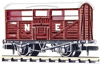 Cattle LNER Red