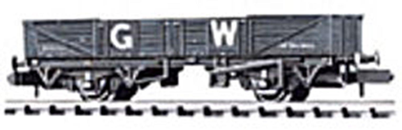 Tube Wagon, GW dark grey, 15ft Wheelbase