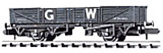 Tube Wagon, GW dark grey, 15ft Wheelbase