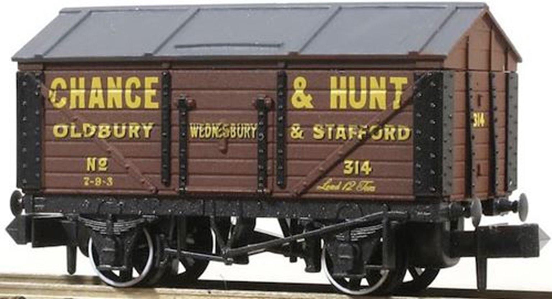 Salt, Chance & Hunt, No.312