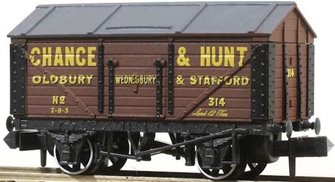 Chance & Hunt Wagon