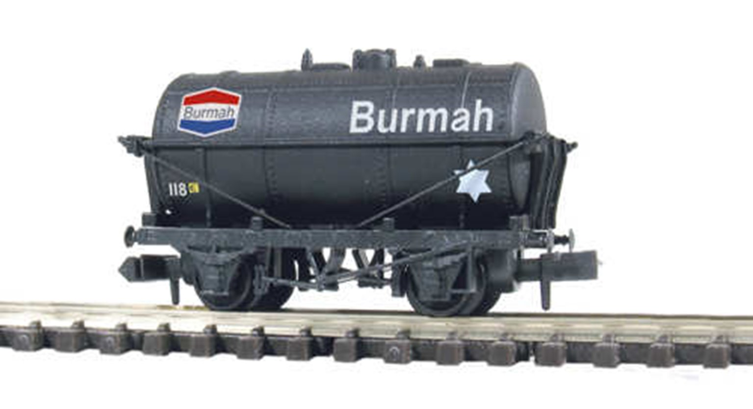 Burmah Oil Tank Wagon No.111
