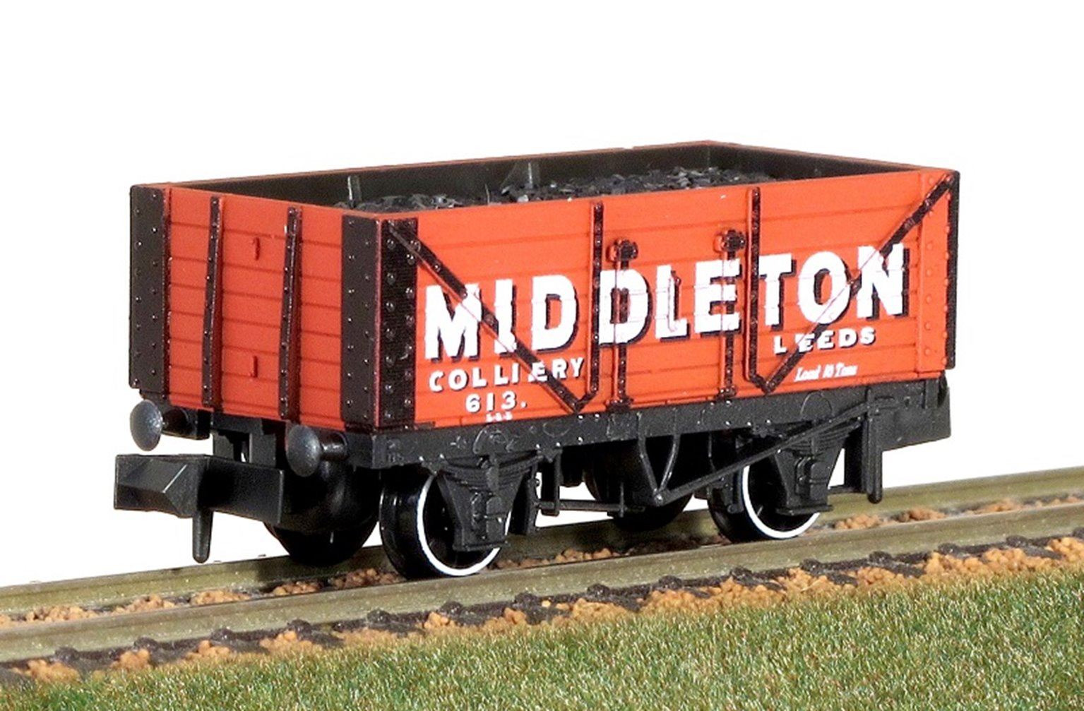 "7-plank open wagon ""Middleton Colliery, Leeds"""