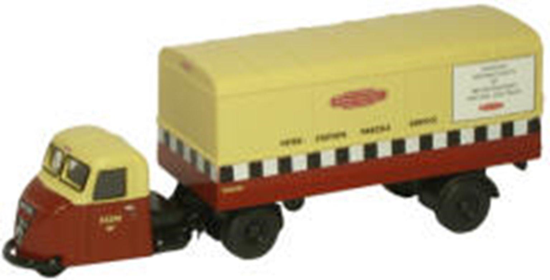 British Rail Scammell Scarab
