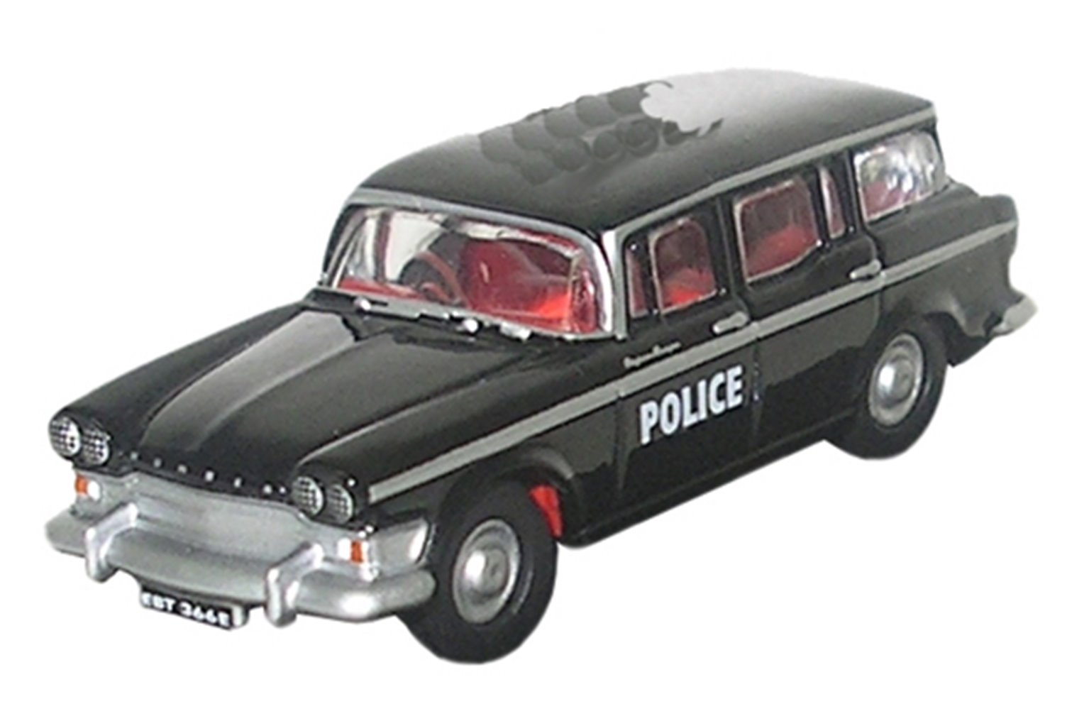 Oxford Diecast NSS004 Super Snipe Police