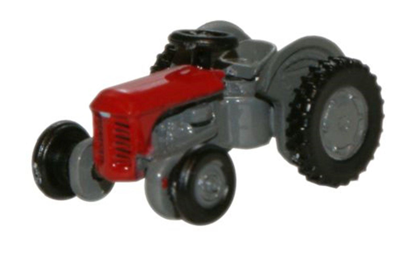 Oxford Diecast NTEA002 Red Ferguson Tractor