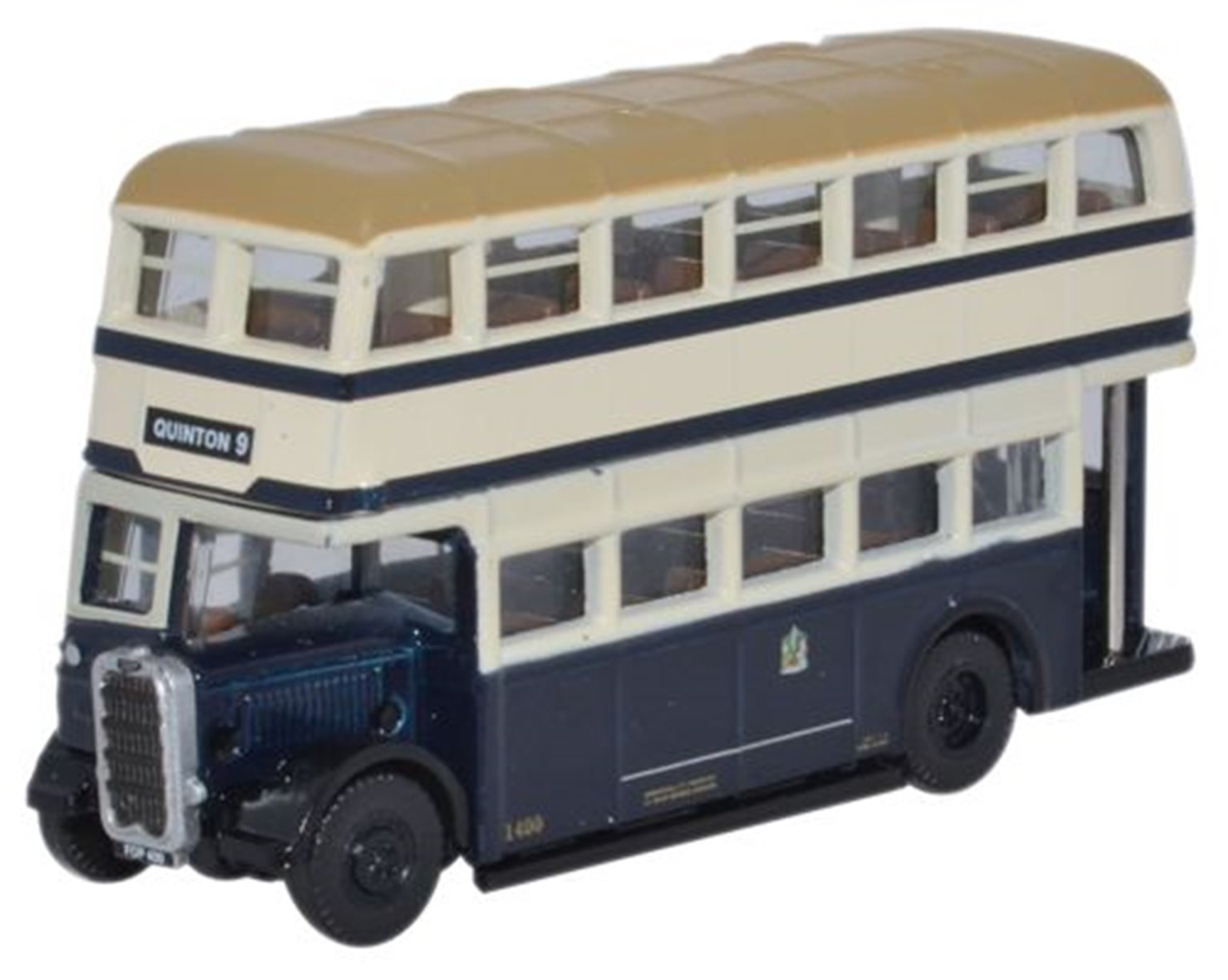 Oxford Diecast NUT004 Guy Arab Birmingham