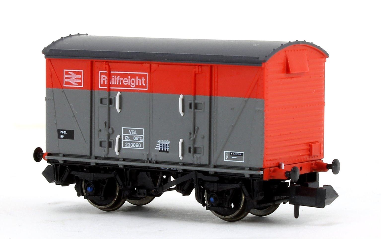 BR Railfreight Red/Grey (Pristine) VEA Munitions Van #230060