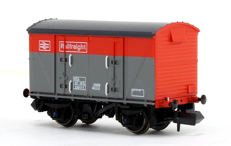 BR Railfreight Red/Grey (Pristine) VEA Munitions Van #230117