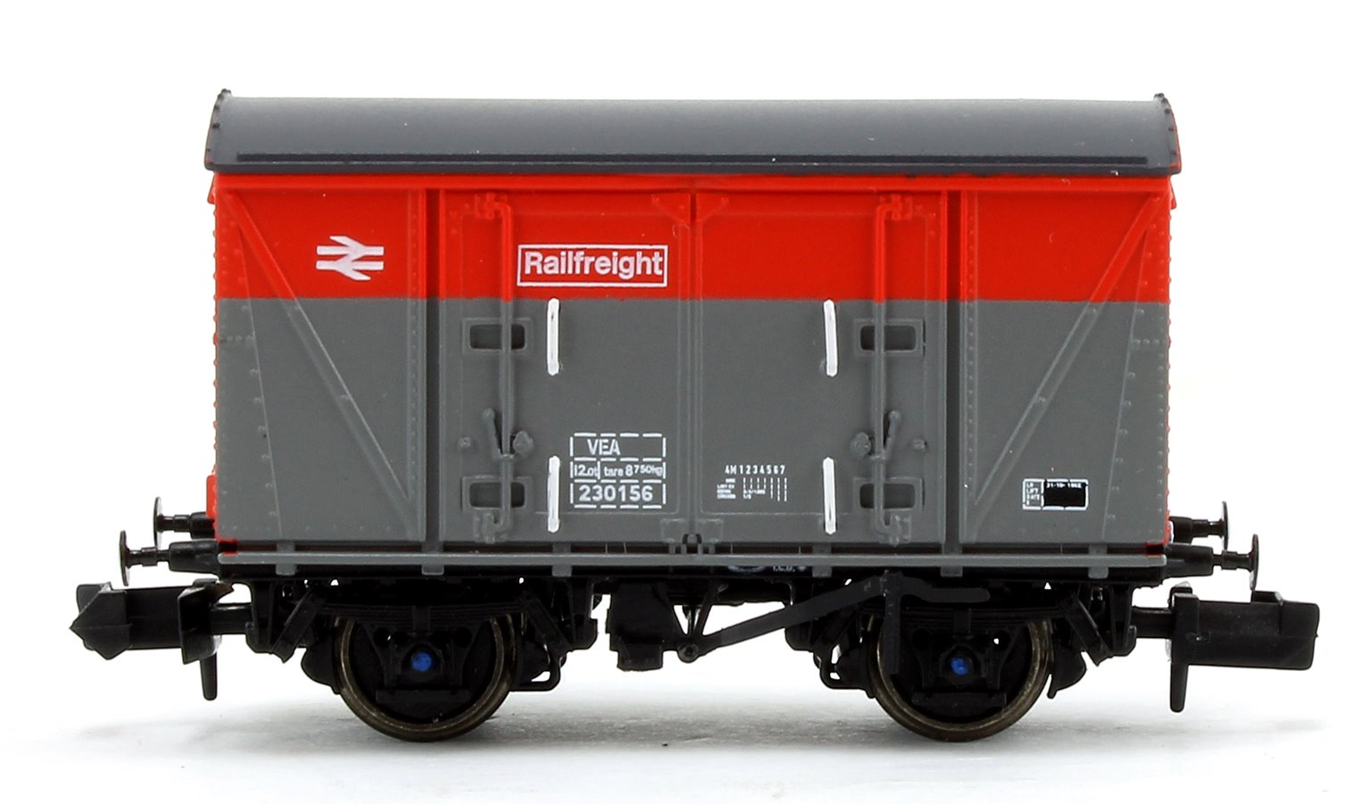 BR Railfreight Red/Grey (Pristine) VEA Munitions Van #230156