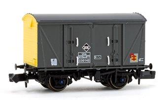 Railfreight Distribution Grey/Yellow (Pristine) VEA Munitions Van #230142