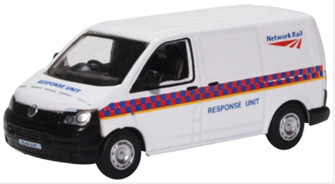 VW T5 Van Network Rail