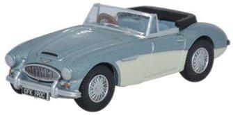 Austin Healey 3000 Blue-Ivory