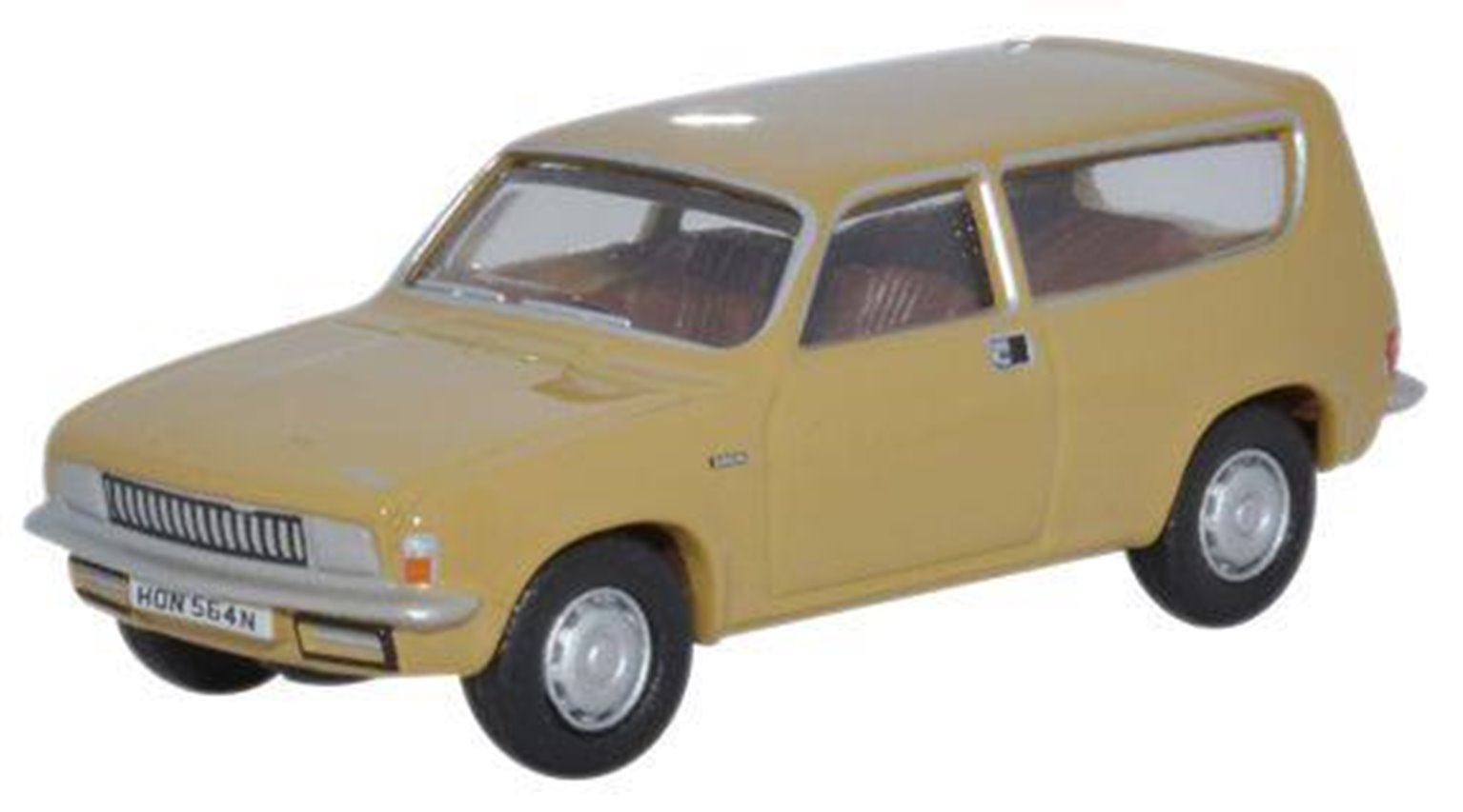 Austin Allegro in Harvest Gold