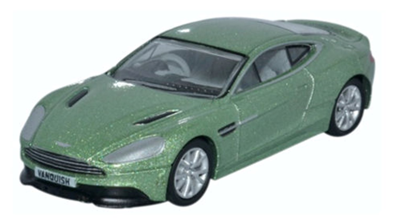 Aston Martin Vanquish Coupe Appletree Green