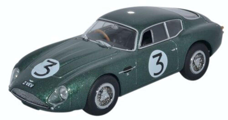 Aston Martin DB4GT Zagato 2 VEV Jim Clark Goodwood 1961