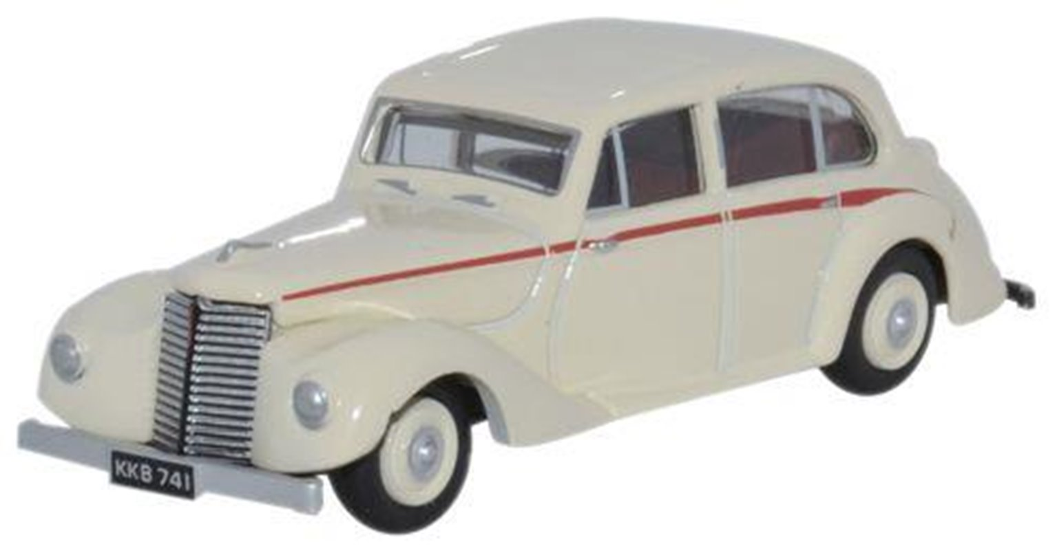 Armstrong Siddeley Lancaster Ivory
