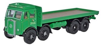 Atkinson 8 Wheel Flatbed Chivers