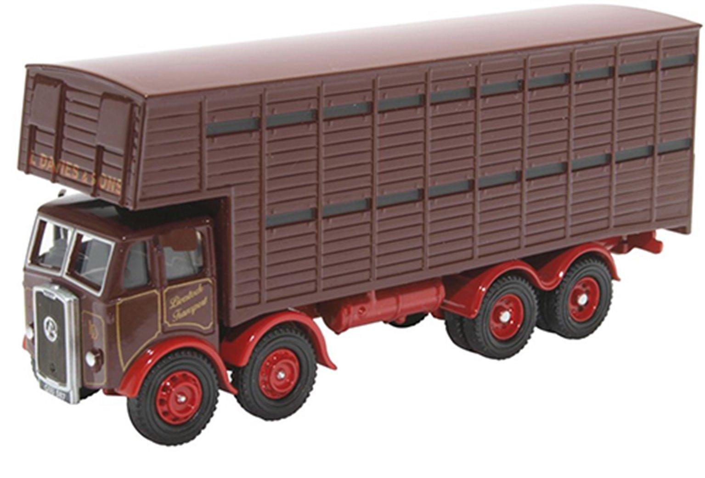 Atkinson 8 Wheel Cattle Truck L Davies & Sons