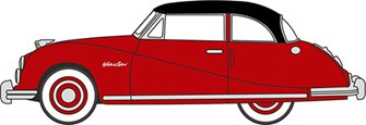 76ATL005 Austin Atlantic Saloon Ensign Red