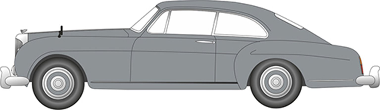 76BCF004 Bentley S1 Continental Fastback Gunmetal