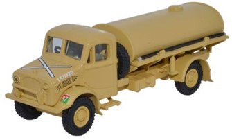 HQ Corps RASC Bedford OY 3 Ton Water Tanker