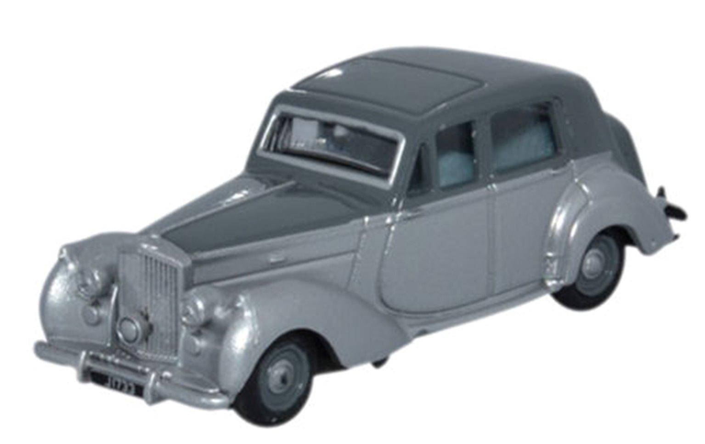Bentley MkVI Two Tone Grey