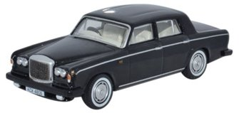 Bentley T2 Saloon Masons Black