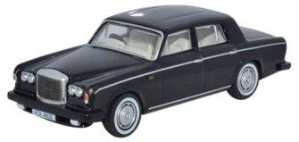 Bentley T2 Saloon Masons Black