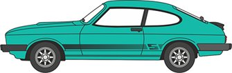 76CAP009 Ford Capri MkIII Peppermint Sea Green