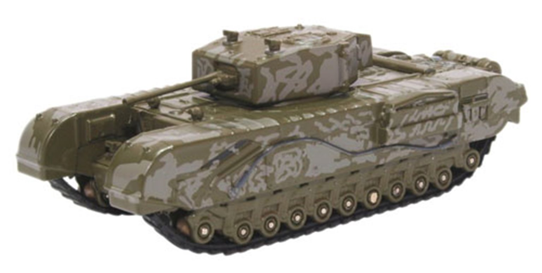 Churchill Tank 1942 RAC Tunisia 1943