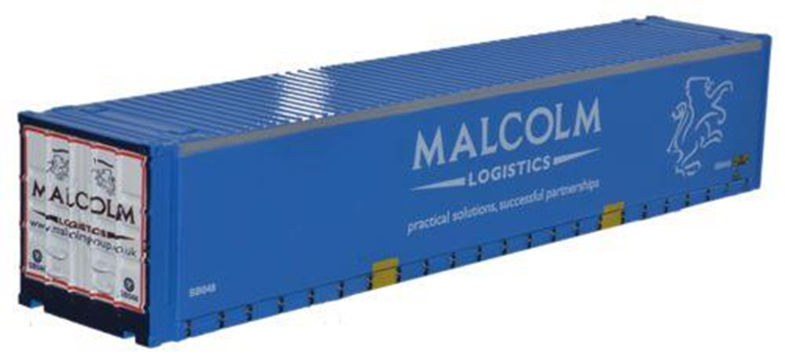 45' Container WH Malcolm