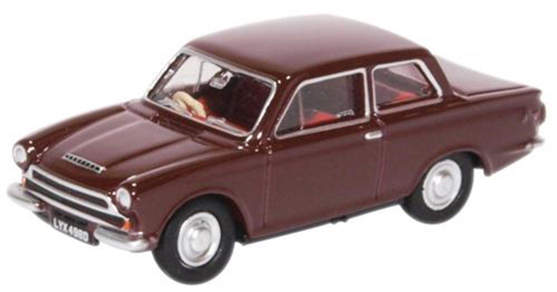 Ford Cortina Mk1 Black Cherry