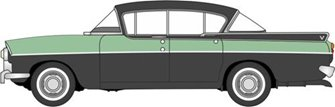 Vauxhall Cresta Versailles Green and Black