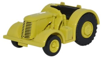 David Brown Tractor in yellow