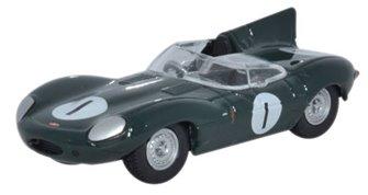 Jaguar D Type 1956 Le Mans