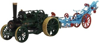 Fowler BB1 Ploughing Engine Lady Caroline & Plough