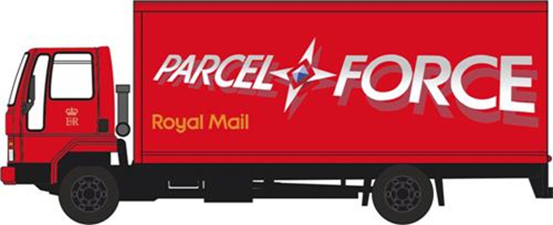 Ford Cargo Box Van Parcelforce