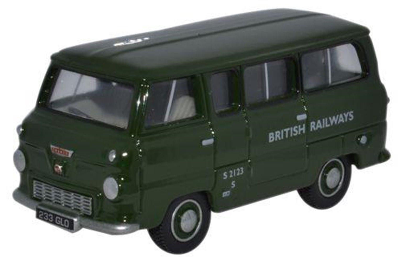 Ford 400E Minibus British Railways (C)