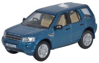 Land Rover Freelander Mauritius Blue