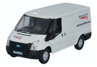 Ford Transit MK 5 SWB Low Roof Network Rail (C)