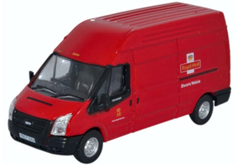Ford Transit Mk5 LWB High Royal Mail
