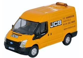 Ford Transit MK 5 SWB Medium Roof JCB